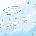 先島諸島地図