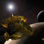 New Horizins冥王星へ接近