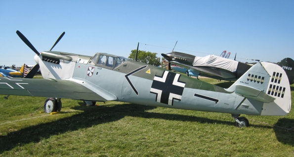 Me109スペイン