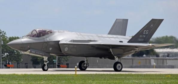 F-35A展示