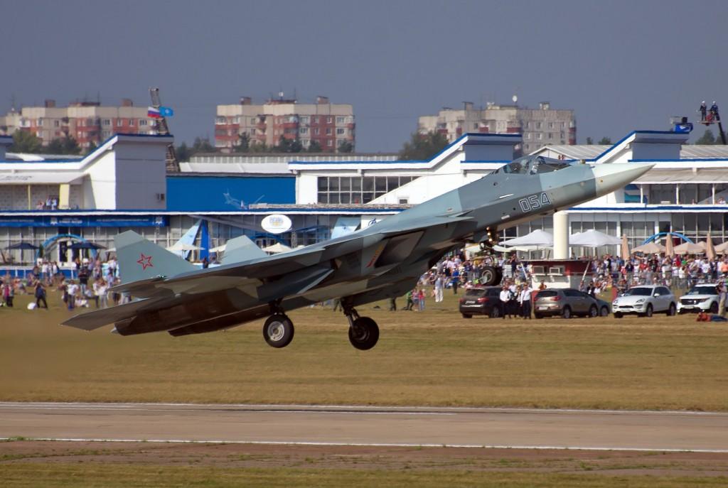 T-50の離陸
