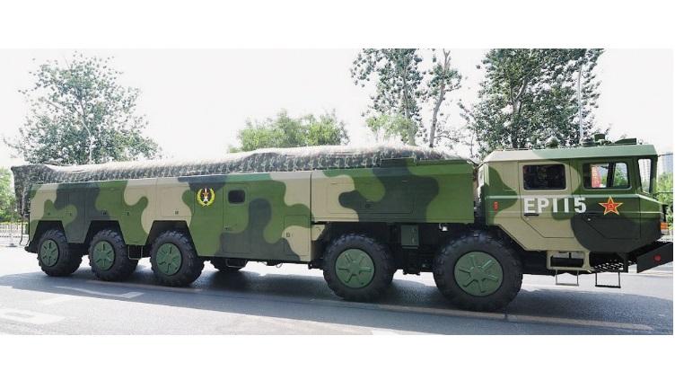 DF-16 MRBM
