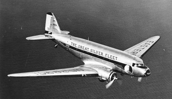 3 EAL DC-3
