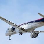 三菱MRJ初飛行