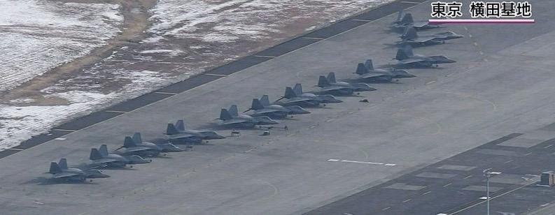 21日のF-22