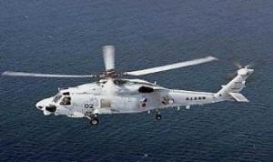 SH-60Kヘリ