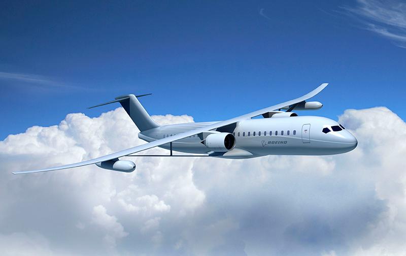 ボーイングの将来旅客機計画 sugar について tokyo express