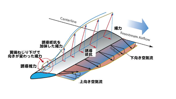 ベル型翼の理屈