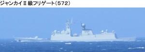 ジャンカイII級572