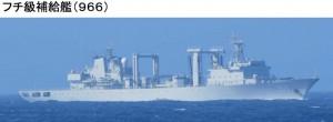 フチ級補給艦966