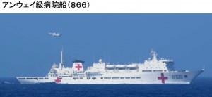 アンウエイ級病院船866