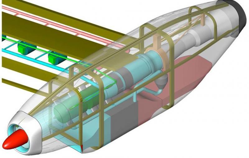 TOKYO EXPRESS                    ESAero、NASA向けに電気推進式の輸送機を提案