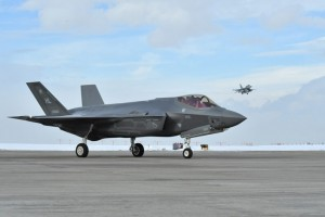 Hill fighter wings first to bring F-35A to Red Flag