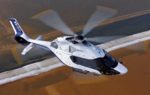 Airbus H160ヘリ