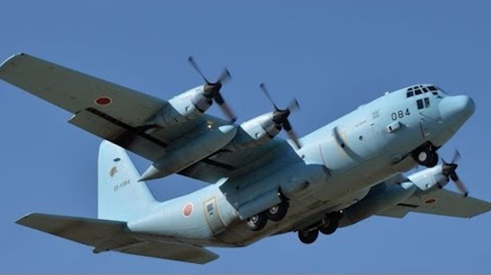 空自C-130H