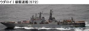06-25ウダロイI級駆逐艦