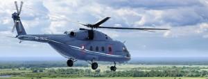 Mi-38中型へり