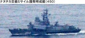 ナヌチカIII級450