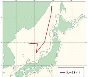 08-22 IL-38航跡