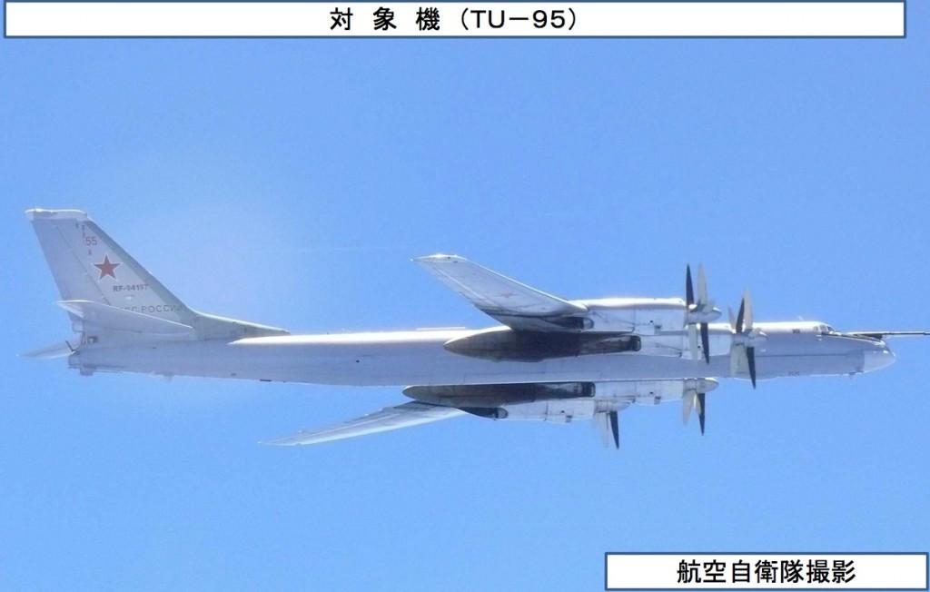 08-23 TU-95爆撃機
