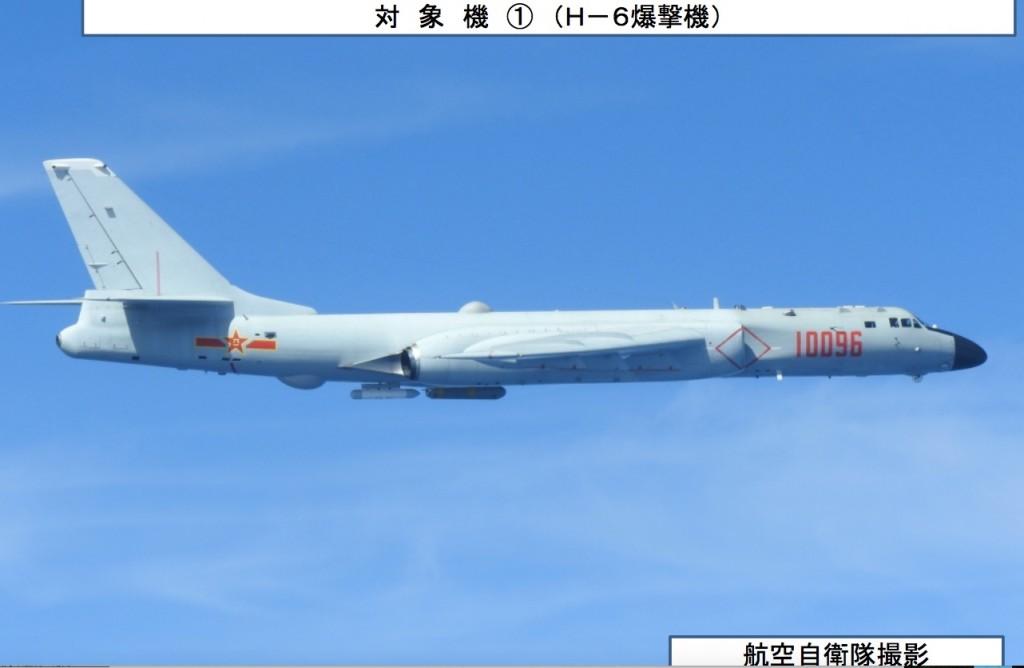 08-12 H-6爆撃機