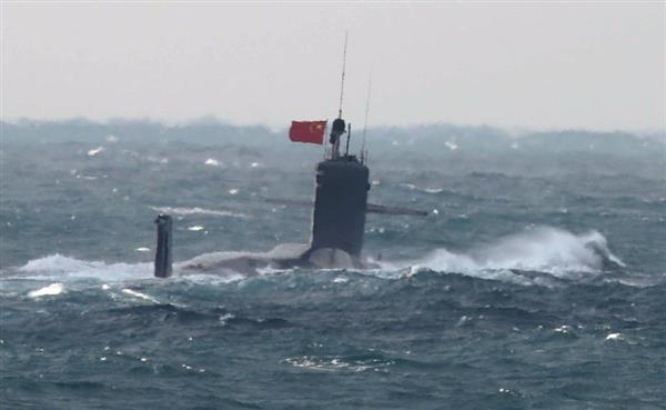 12午後原潜、防衛省