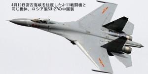 J-11戦闘機