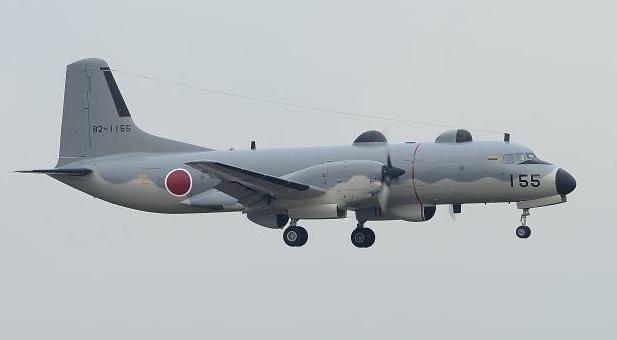 空自YS-11EB