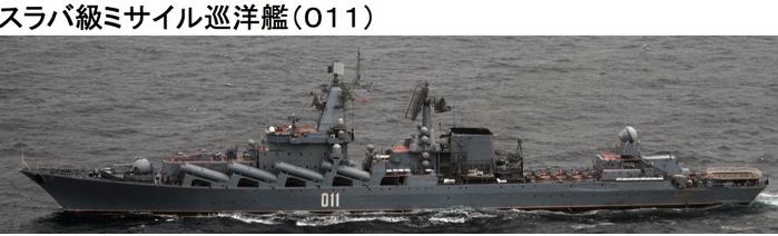 スラバ級巡洋艦
