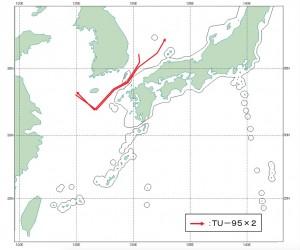 7-13 Tu-95航跡