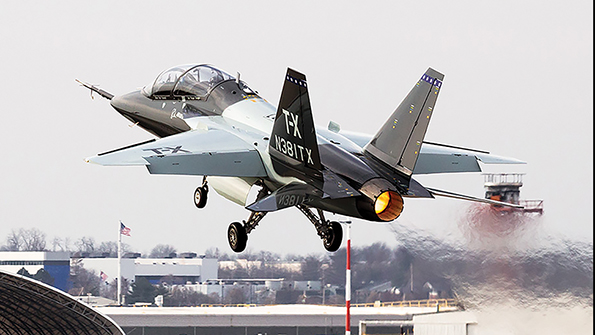 T-X afterburner flight photos for proposal_MSF17-0010 Series