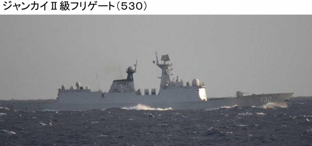 12-14 ジャンカイII級530