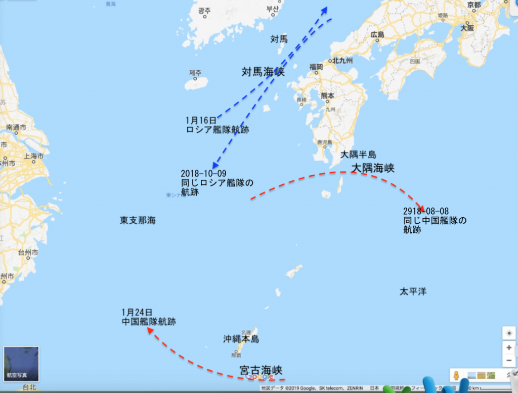 九州付近地図