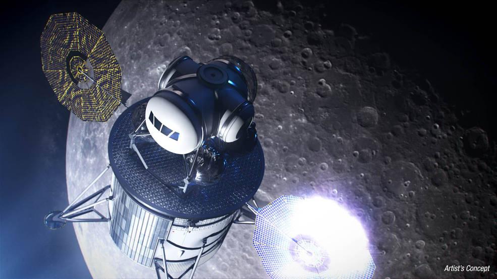 NASA着陸船