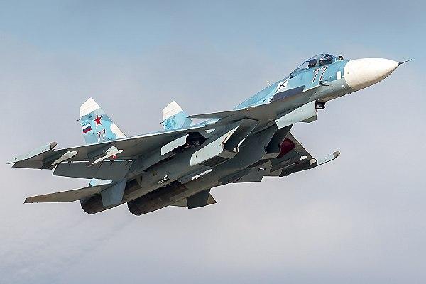 Su-33艦上戦闘機