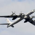 Tu-142対潜哨戒機