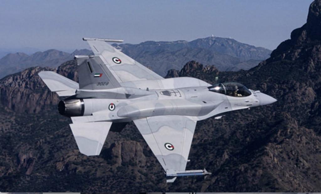 バーレン空軍F-16V