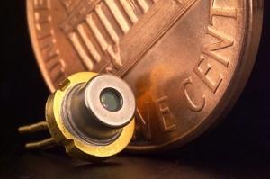 半導体レーザー例