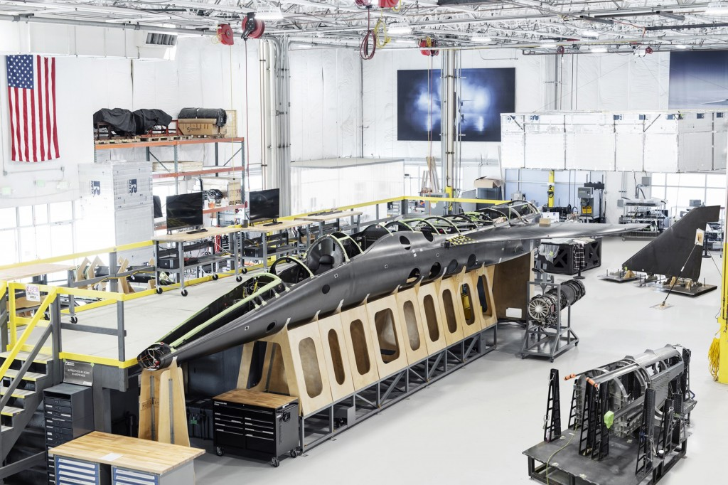 6月20日XB-1組立