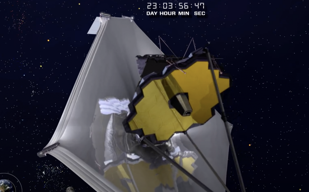 23日望遠鏡完成