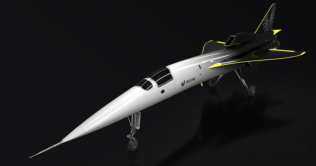 XB-1完成予想図