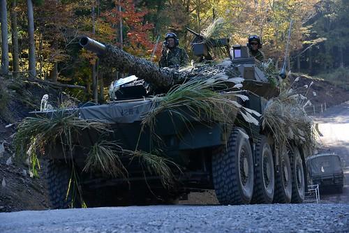 16式機動戦闘車、
