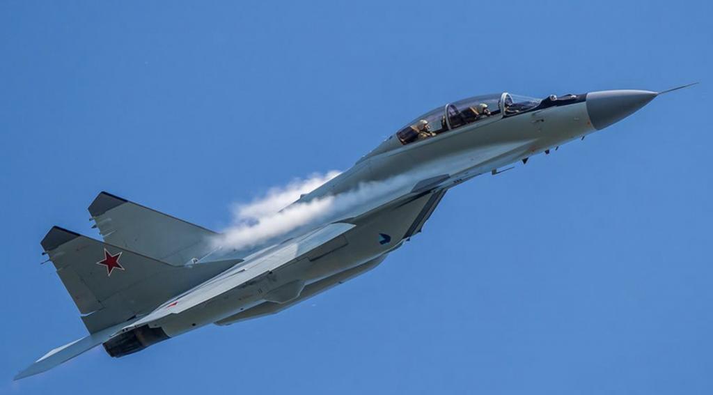 MiG-35SフルクラムF