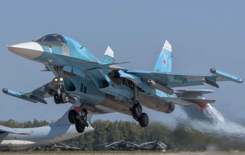 Su-34フルバック