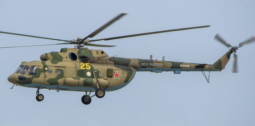Mi-8MTPR1