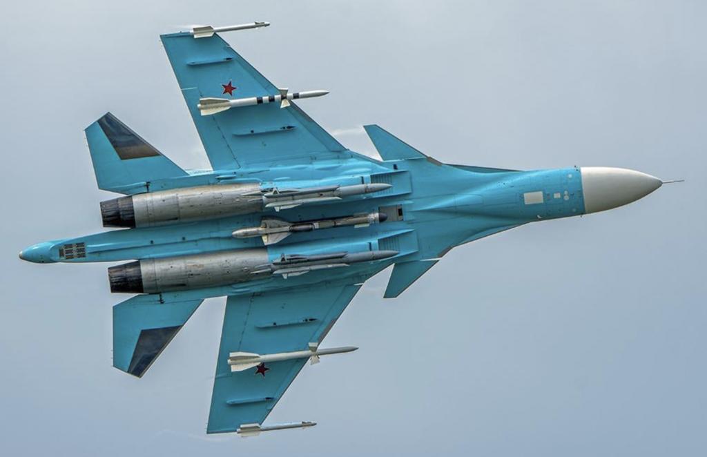 Su-34その2