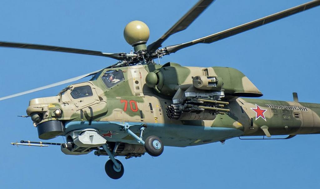 Mi-28NMハボック