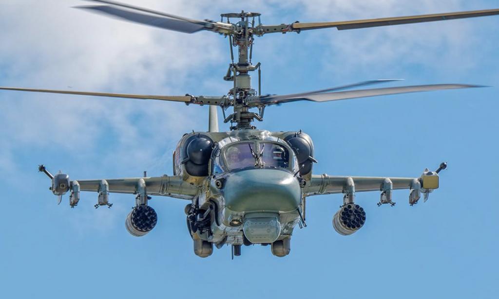 Ka-52 ホカム