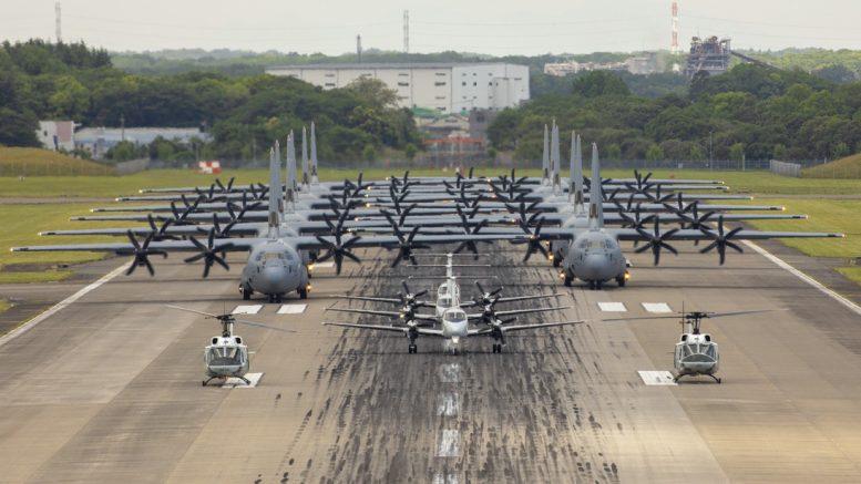 9−11 C-130J