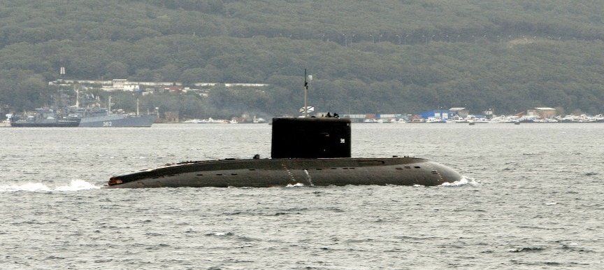 キロ級潜水艦